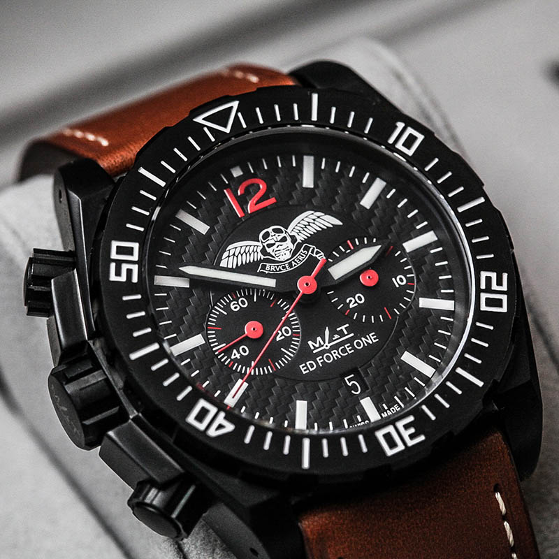MATWATCHES Bruce Aeris : la montre de Bruce Dickinson pour ses fans 5129310