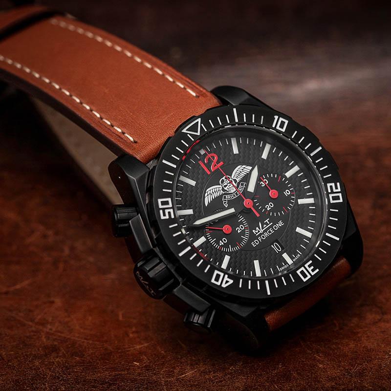 MATWATCHES Bruce Aeris : la montre de Bruce Dickinson pour ses fans 5129710