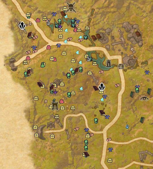 Petit secret ou pas :) zone de farm pour les coffres !!! Secret10