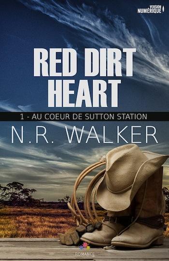 Red Dirt Heart - Tome 1 : Au coeur de Sutton Station de N.R. Walker 14102510