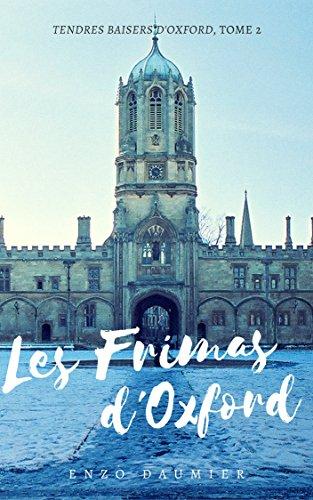 Tendres baisers d'Oxford - Tome 2 : Les frimas d'Oxford de Enzo Daumier 51ctk510