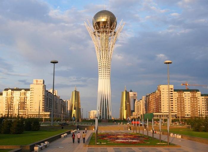 Достопримечательности Казахстана Astana10