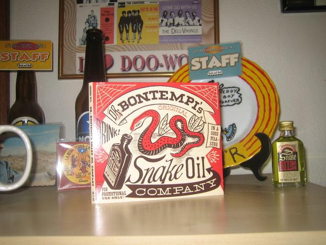 Dr. Bontempi´s Shake Oil Company Imagen50