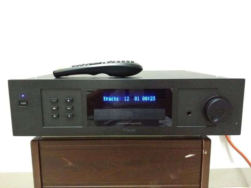 VIMAK DT-600 CD Player Img_2155