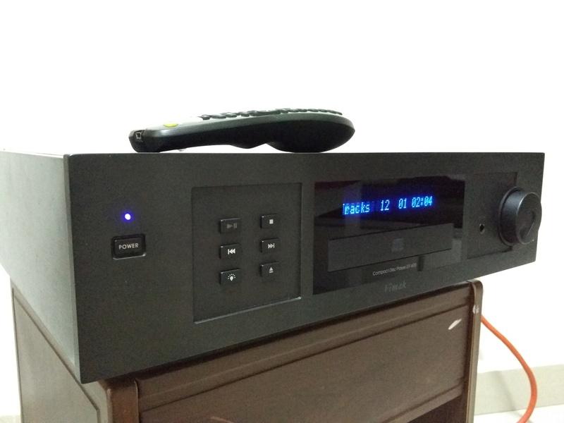 VIMAK DT-600 CD Player Img_2156
