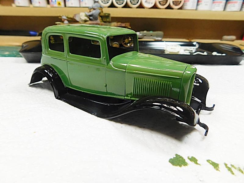 1932 Ford Vicky. - Page 2 Dscn6429