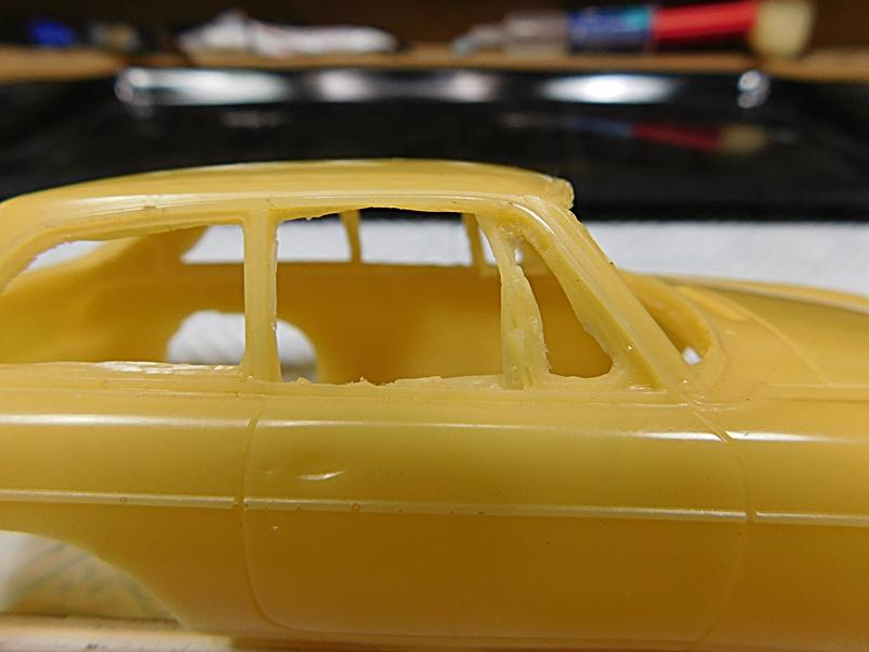 1972 MGB Roadster Dscn6619