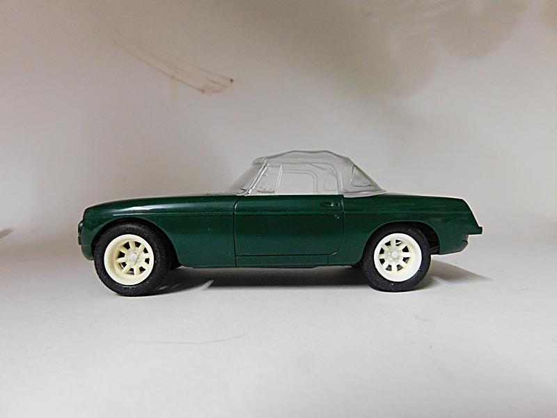 1972 MGB Roadster Dscn6620