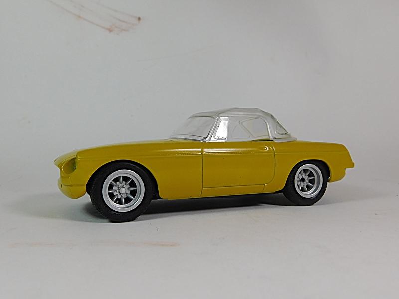 1972 MGB Roadster Dscn6621