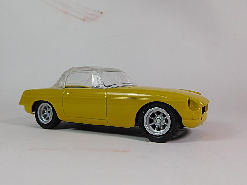 1972 MGB Roadster Dscn6622