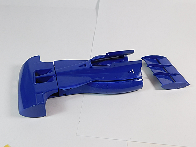 Tyrrell 002 1971 British GP Dscn6822