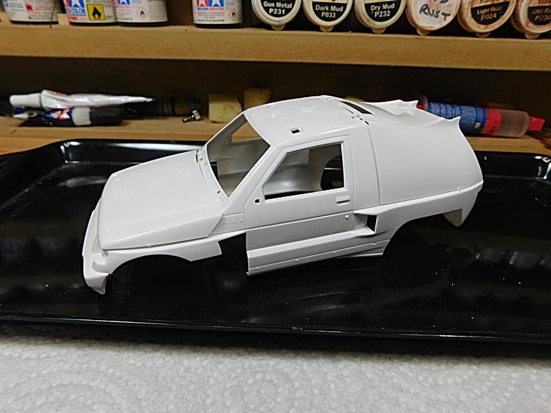 Mitsubishi Pajero 1992 Paris le Cap winner Dscn7310