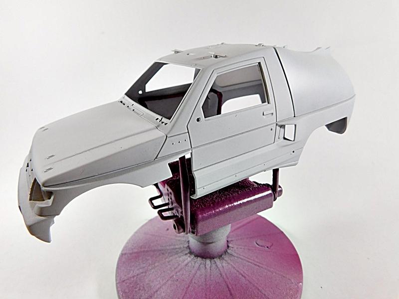 Mitsubishi Pajero 1992 Paris le Cap winner Dscn7314