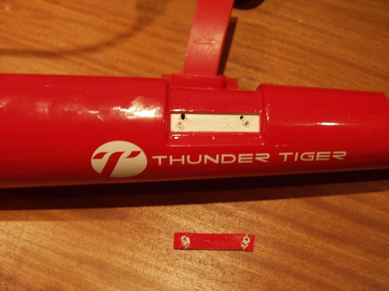 """Trimaran """"Volans"""" von Thunder Tiger P9086614"""