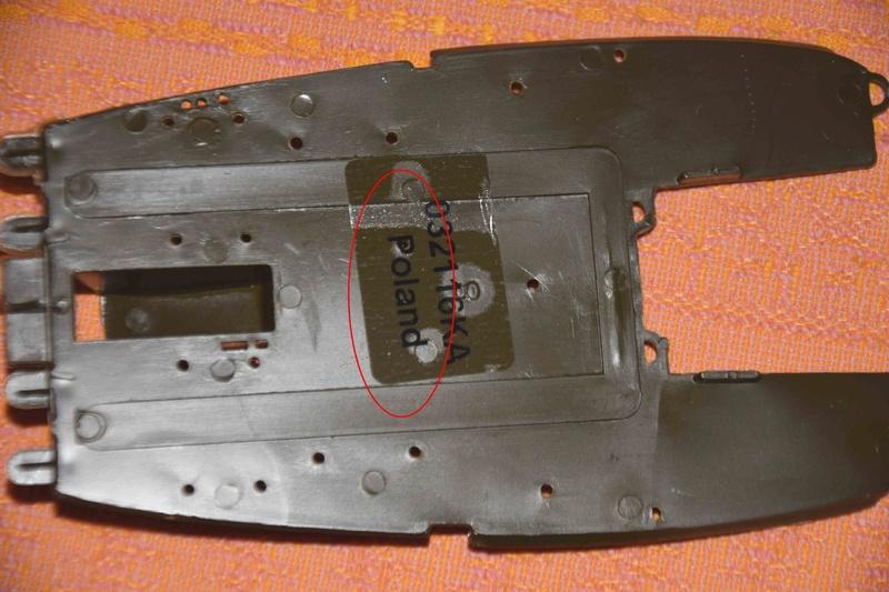 BELL UH-1D Revell 1/32 Dsc_0026
