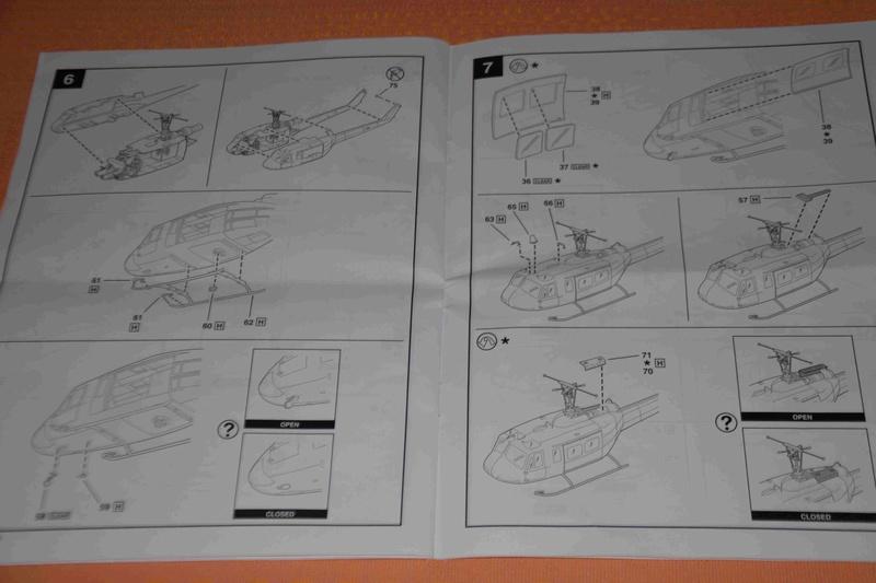 BELL UH-1D Revell 1/32 Dsc_0030