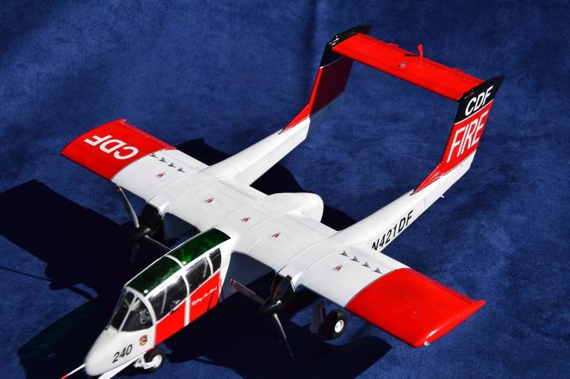 OV-10A Bronco KittyHawk 1/32 Dsc_0058