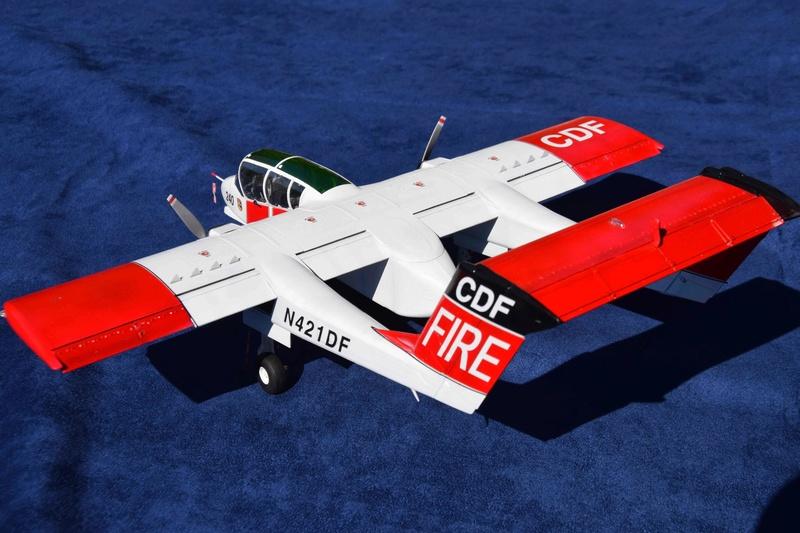OV-10A Bronco KittyHawk 1/32 Dsc_0060