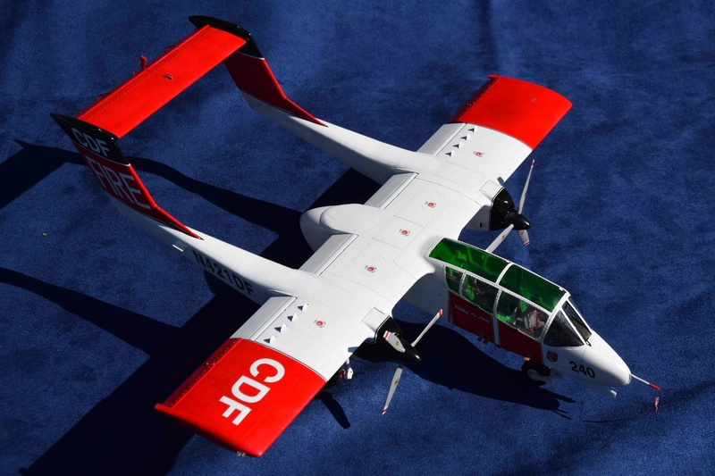 OV-10A Bronco KittyHawk 1/32 Dsc_0061