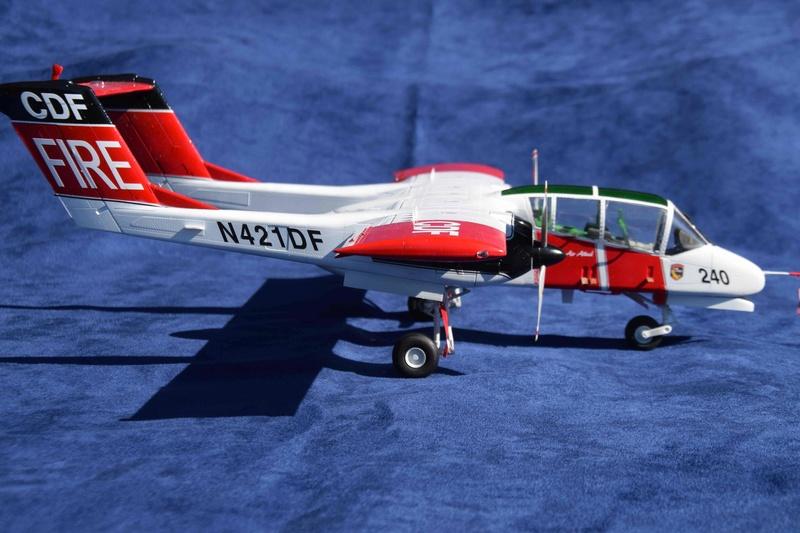 OV-10A Bronco KittyHawk 1/32 Dsc_0063