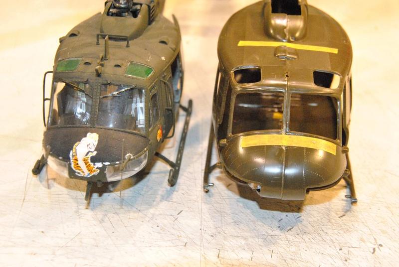 BELL UH-1D Revell 1/32 Dsc_2312