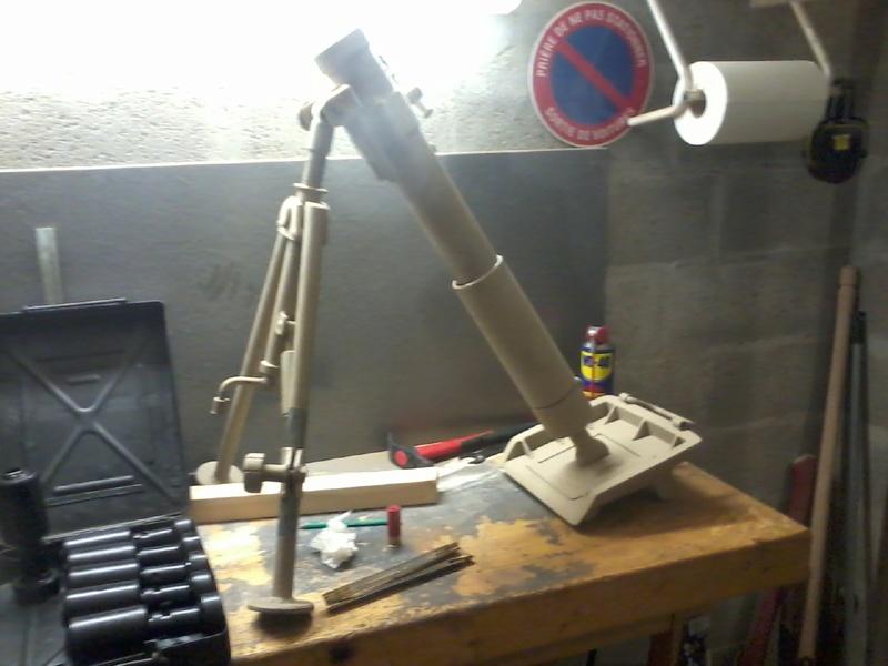 Le mortier M2 de 60 mm des aigles verts Photo010
