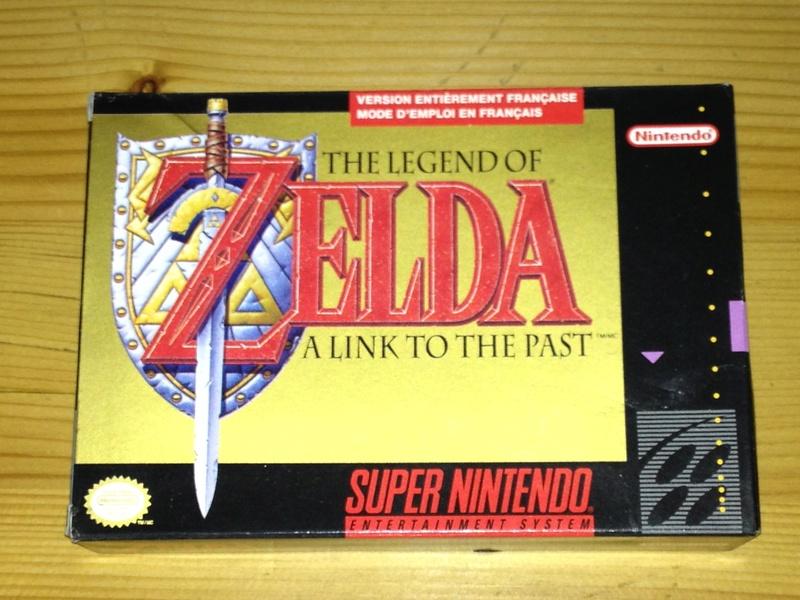 ESTIM Zelda 3 version canadienne 00112