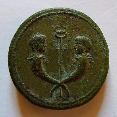 Sesterce Drusus Germanicus _1revf10