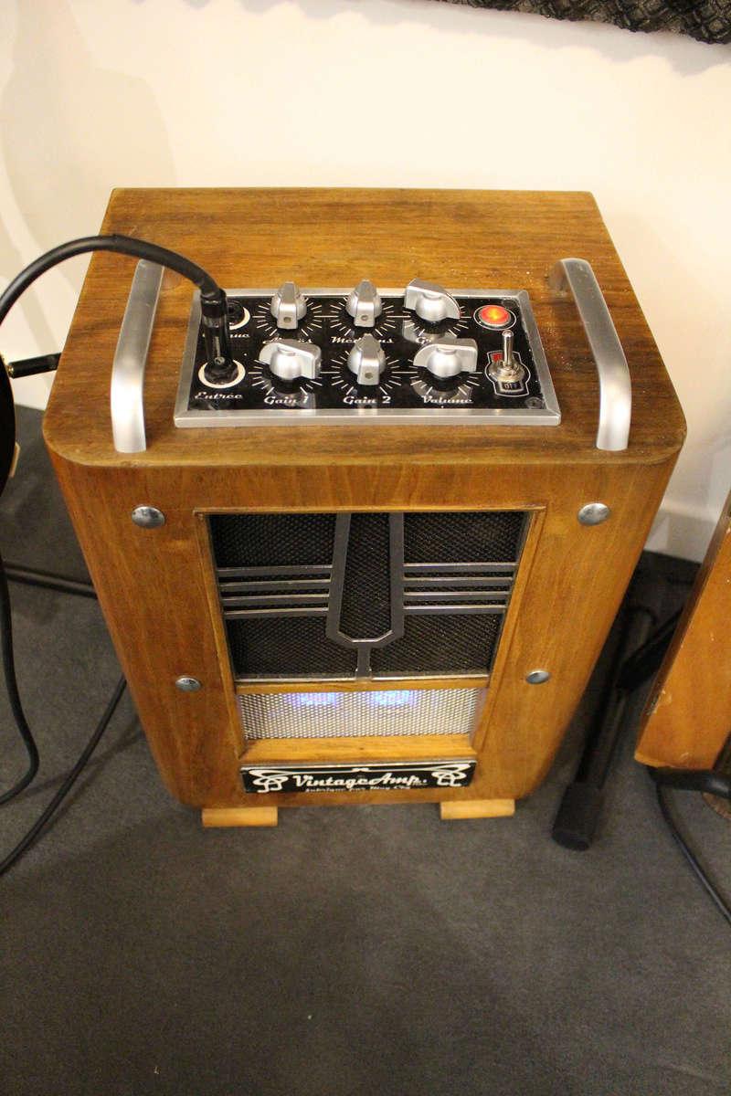 """VintageAmp : TSF + Marshall 10w + buffer à tubes + HP 6"""" 15W Jensen Img_1511"""