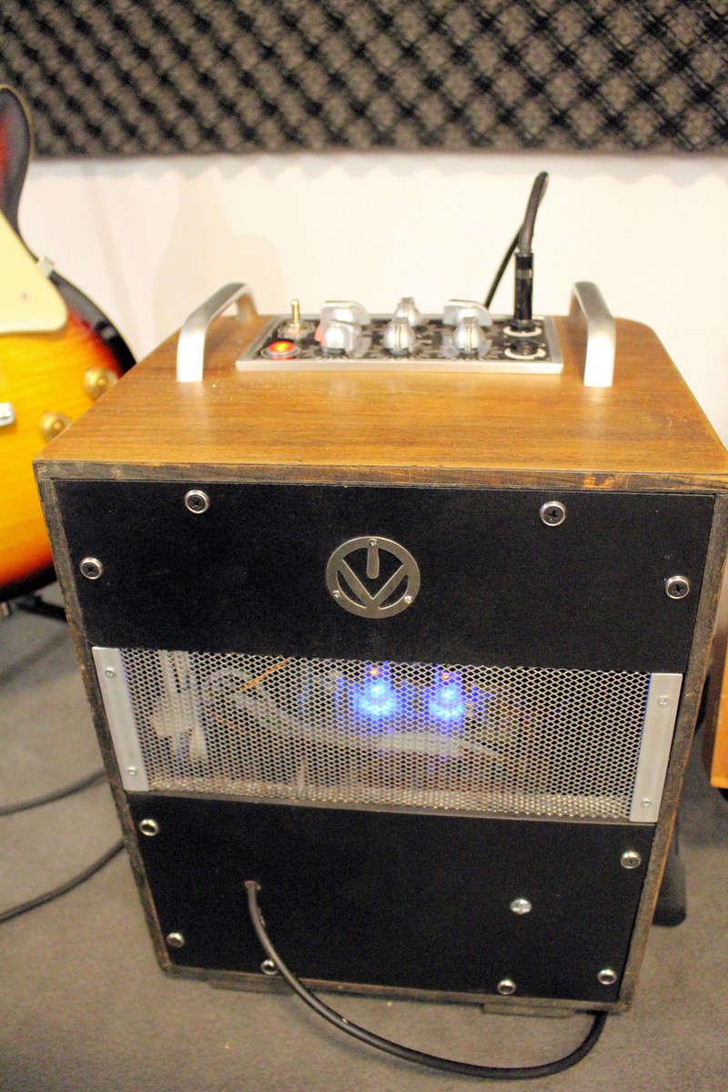"""VintageAmp : TSF + Marshall 10w + buffer à tubes + HP 6"""" 15W Jensen Img_1513"""
