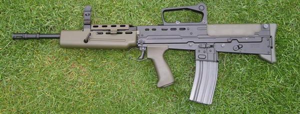 L85 ARMY 20075312