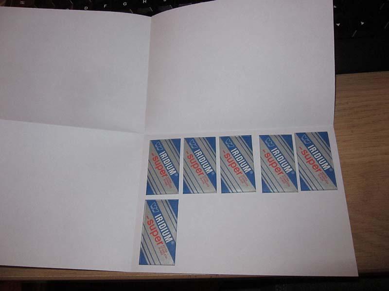 """[FERME] Abandon du projet """"Pack de lames tests pour débutants"""" - Page 2 Img_1510"""