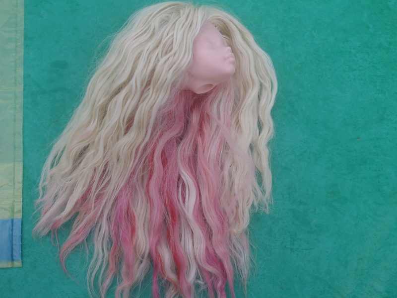 Mes teintures naturelles et wig - tuto Phytolacca americana 1310