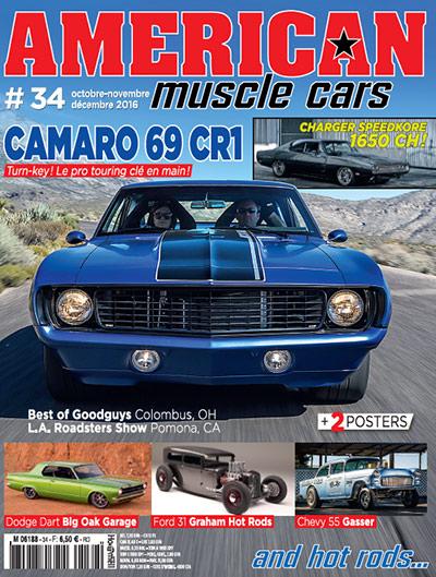 American Muscle Cars n°34 Acmc_410
