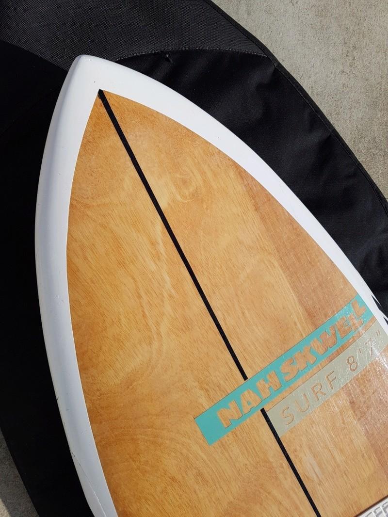 SUP NAHSKWELL SURF 8'7 Excellent état-  20161012