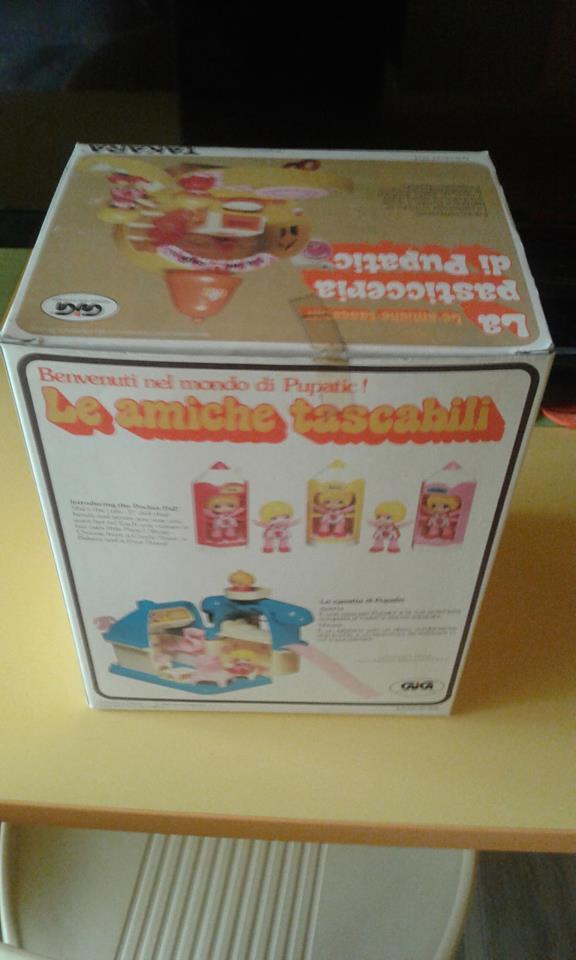 pasticceria pupatic takara fondo di magazzino 14695510