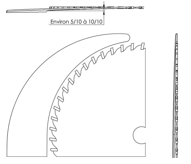 Une petite B3 pour l'atelier - Page 6 Coutea10
