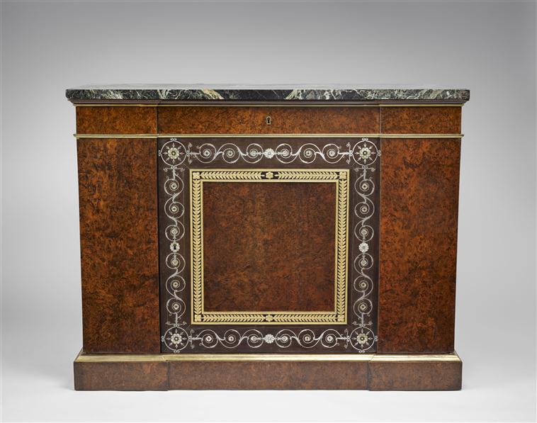 Expo. Fontainebleau : la première chambre de l'empereur 16-51410