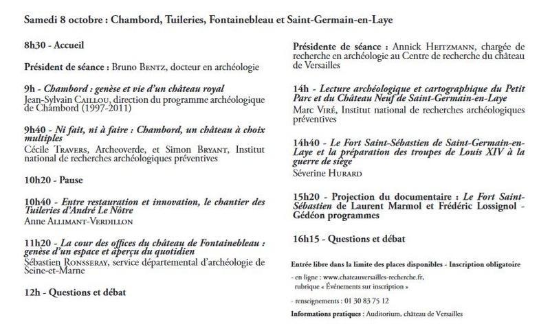 25 années d'archéologie royale (1990-2015)  Colloq11