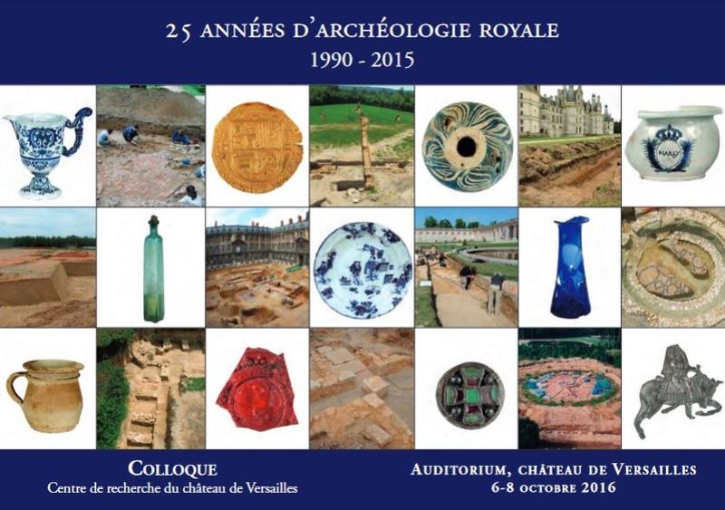 25 années d'archéologie royale (1990-2015)  Colloq12