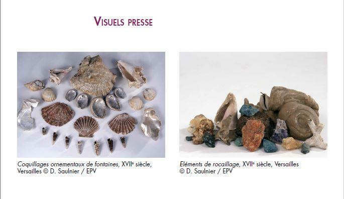 La vie retrouvée à Marly et à Versailles Cp_arc30