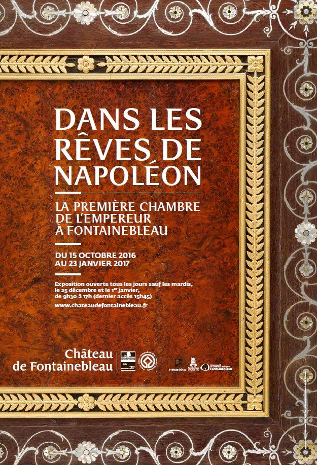 Expo. Fontainebleau : la première chambre de l'empereur Ct71io10