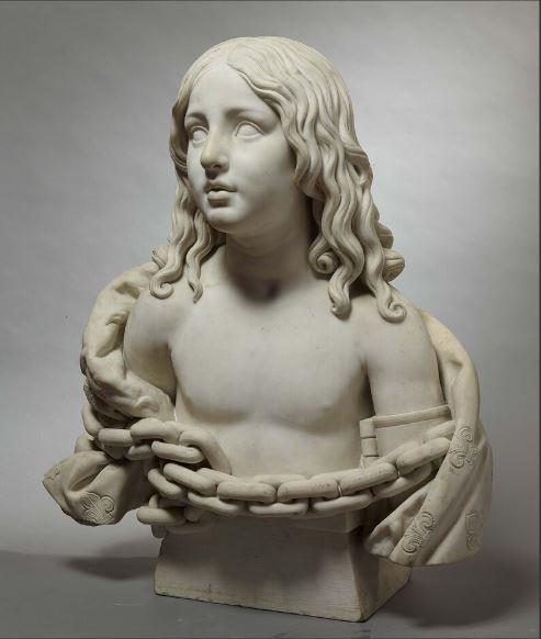 Vizille : Exposition Heurs et malheurs de Louis XVII Louis_12