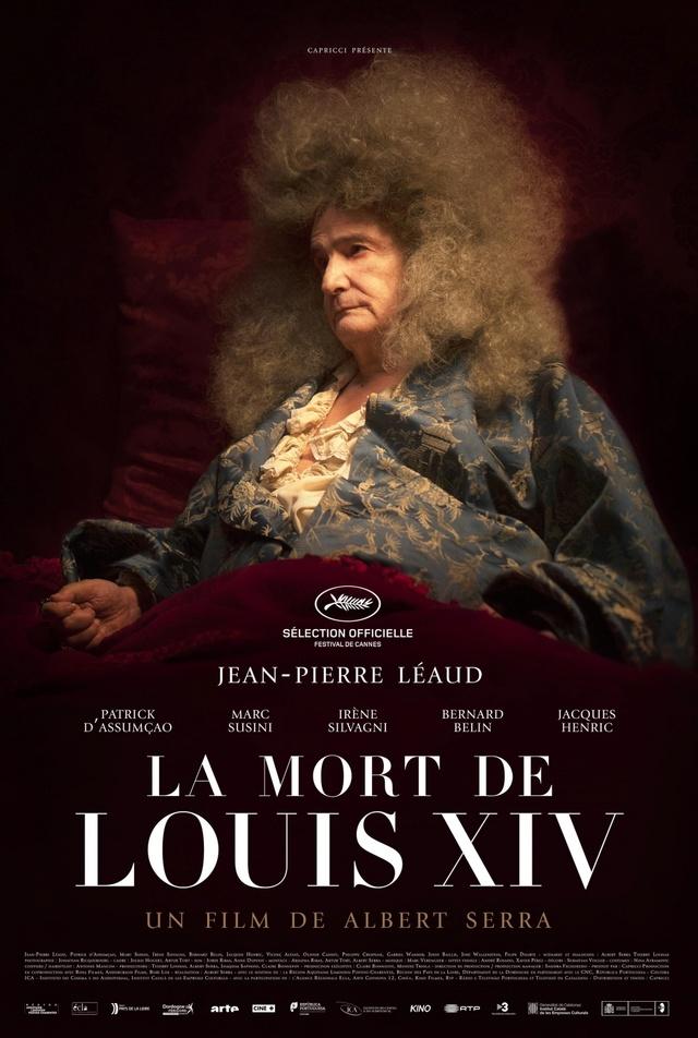 La mort de Louis XIV, film tourné au chateau de Hautefort Thumb_10