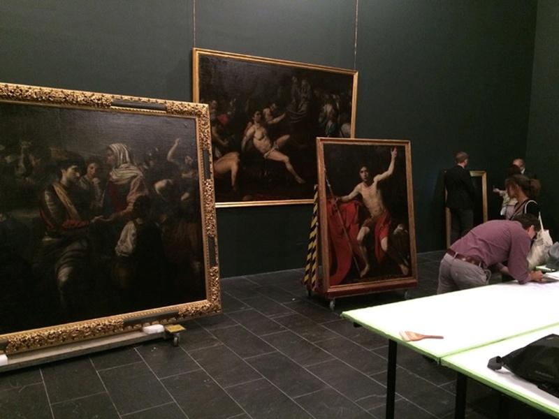 Exposition Valentin de Boulogne au Louvre en 2017 Valent10