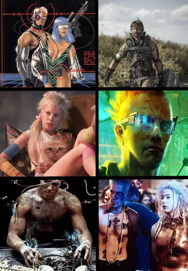 Les influences Cyberp10