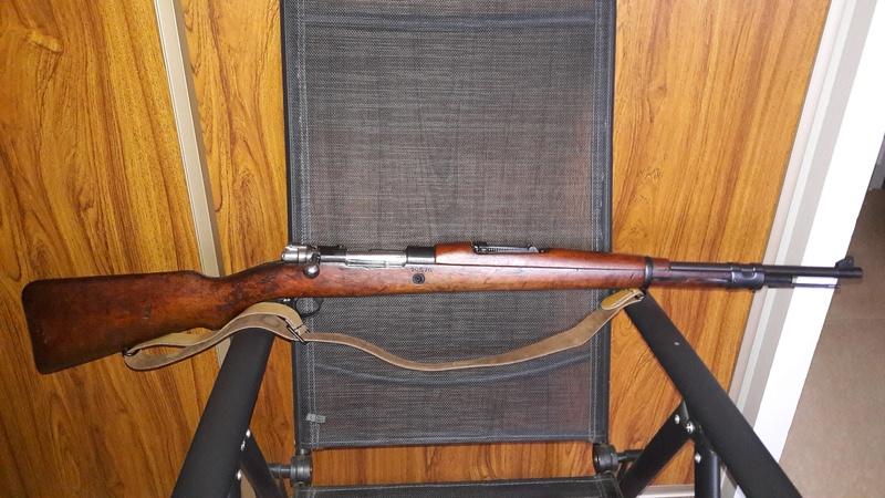 Mauser FN24/30 en 30.06 20160910