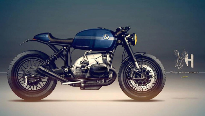 C'est ici qu'on met les bien molles....BMW Café Racer - Page 2 Crc7610