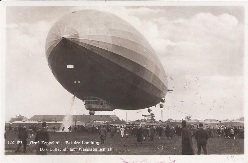 """Südamerikafahrt 1930 (Rundfahrt-) Post nach Friedrichshafen"""" - Seite 6 Roundt11"""