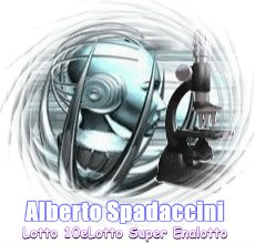 Alberto Spadaccini Forum e Newsletter Lotto,10elotto,SuperEnalotto,